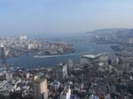 釜山タワーから釜山市内展望.JPG
