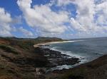 オアフ島ブロウホール(潮吹き岩).JPG