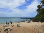 ノースショア海亀ビーチラニアケアビーチ2.JPG