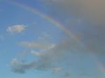 ヒルトンラグーンタワーL1568号室から眺める虹6.JPG