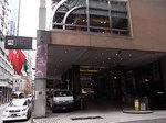 マカオメトロパークホテル入口1.JPG