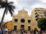 マカオ聖ドミニコ教会1.JPG