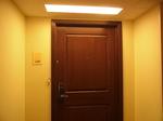ラグーンタワー・オーシャンフロント2ベッドルームプレミア467号室ドア.JPG