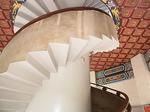 中興塔(Chunghsing Pagoda)内部の螺旋階段.JPG