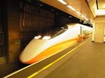 台湾高速鉄道(新幹線・高鐵)先頭車両.JPG