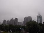 大連労働公園から望む大連市内高層ビル群1.JPG