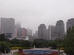 大連労働公園から望む大連市内高層ビル群2.JPG
