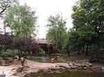 大連労働公園内の中国風庭園.JPG