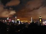 香港ビクトリアピークの夜景4.JPG