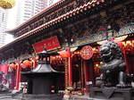 香港黄大仙寺院本殿3.JPG