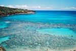 ハワイオアフ島ハナウマ湾