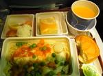 チャイナエアラインハワイ航路復路機内食パスタ1.JPG