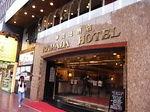 ラマダカオルーンホテル正面フロント入口.JPG