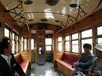 大連市を走る路面電車の車内の様子.JPG