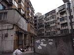大連市中心街のアパート4.JPG
